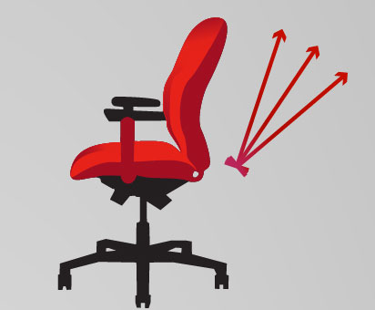 office chair adjustment