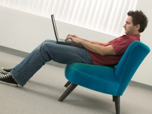 The Sloucher